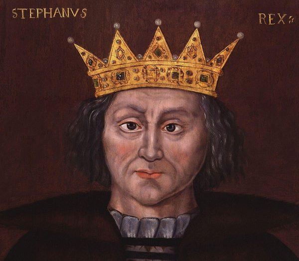 Matylda najbardziej dała się we znaki swojemu kuzynowi, królowi Anglii Stefanowi z Blois.