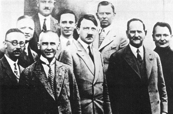 Współpracownicy Hitlera w większości byli przekonani, że to on jest jedyną szansą na realizację ich ideałów.