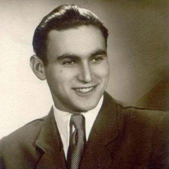Rudolf Vrba był jednym z nielicznych więźniów obozu koncentracyjnego w Auschwitz, którym udało się uciec.
