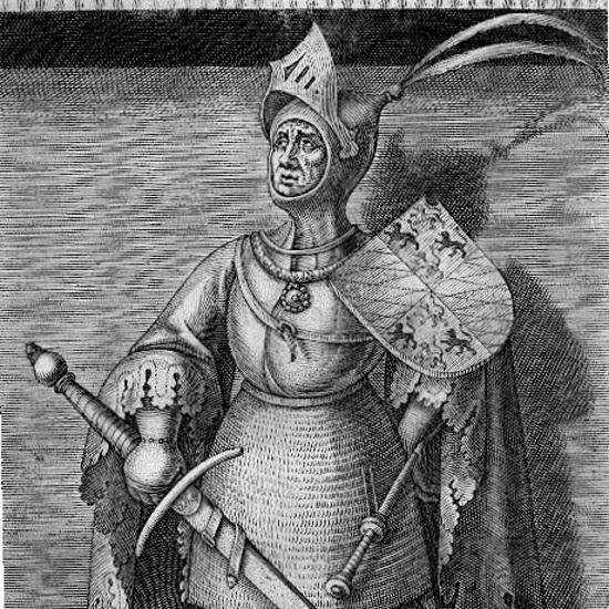 Jednym z nowożeńców był Wilhelm, następca tronu Bawarii, Hainaut, Holandii i Zelandii.