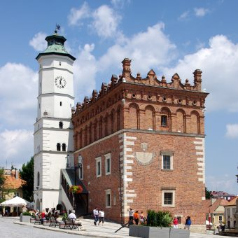 W Sandomierzu na synodzie zebrała się liczna reprezentacja braci czeskich, luteran i kalwinów.