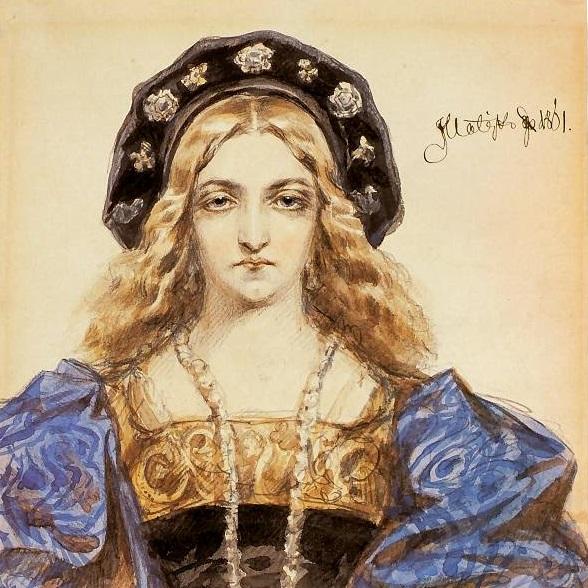 Bona miała 24 lata, gdy poślubiła 51-letniego Zygmunta Starego.