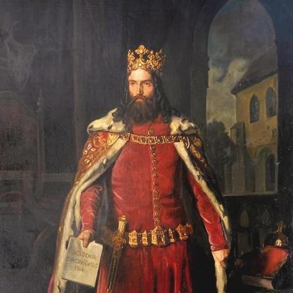 Kazimierz III Wielki panował w latach 1333-1370.