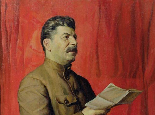 """""""Zniszczenie Polski i przyłączenie ukraińskiej Galicji będzie naszym pierwszym celem"""" - ogłosił Stalin, uzasadniając konieczność zawarcia porozumienia z Niemcami."""