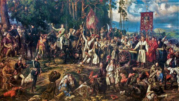 """Przykład bohatera spod Racławic Bartosza Głowackiego inspirował kręgi przekonane, że do odzyskania niepodległości niezbędne jest """"uobywatelnienie"""" chłopów."""
