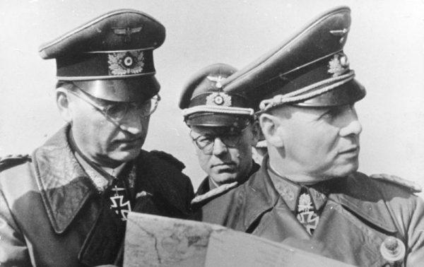 Generał Hans Speidel, szef sztabu generała Erwina Rommla, stanął na czele spisku przygotowującego zamach na życie Hitlera.