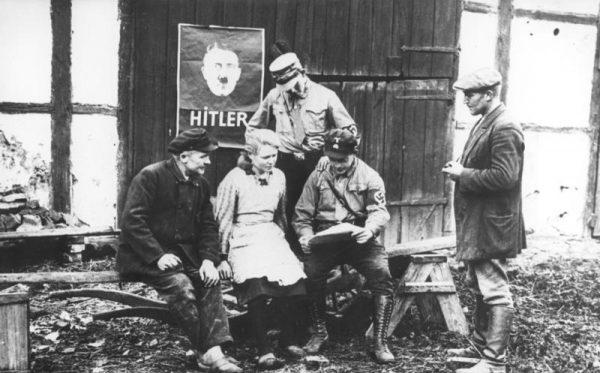 Prezydent Paul von Hindenburg zdecydował się powołać Hitlera na urząd kanclerza w momencie, w którym naziści zaczynali... tracić poparcie.