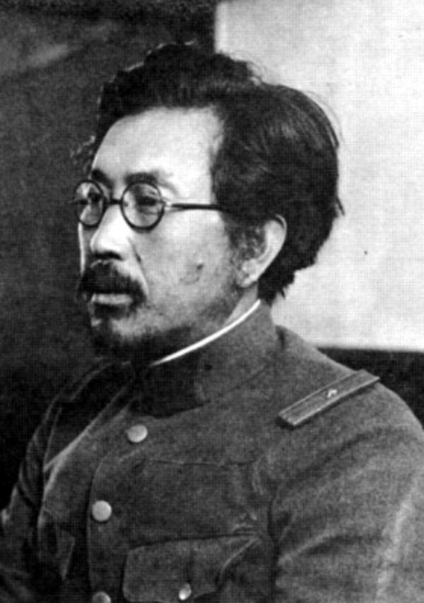 Jeden ze zbrodniarzy z Jednostki 751 Shiro Ishii (fot. domena publiczna)