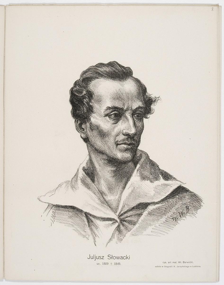 Juliusz Słowacki doskonale dostrzegał polskie wady narodowe i bezlitośnie je punktował.