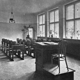 Klasa w XIX-wiecznej szkole rosyjskiej
