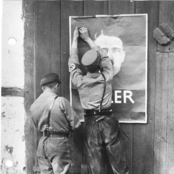 Rosnąca popularność nazistów była dowodem upadku niemieckiej demokracji.
