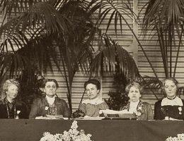 Polskie działaczki były skupione na sprawie niepodległości, ale ich reprezentacji nie zabrakło także na Międzynarodowym Kongresie Kobiet, który odbył się w Hadze w 1915 roku.