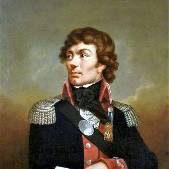 Przywódcą pierwszego polskiego powstania narodowego został Tadeusz Kościuszko.
