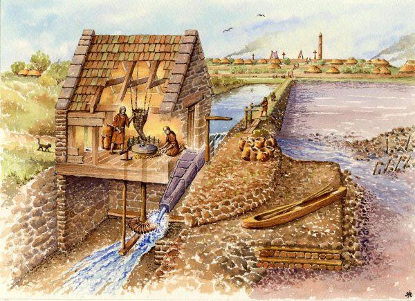 Bycie młynarzem w średniowiecznej angielskiej wsi oznaczało bycie członkiem elity. Nie wszyscy jednak zadowalali się prestiżem i próbowali zarabiać wykorzystując swoją pozycję.