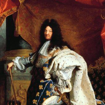 Ludwik XIV rządził w latach 1643-1715.