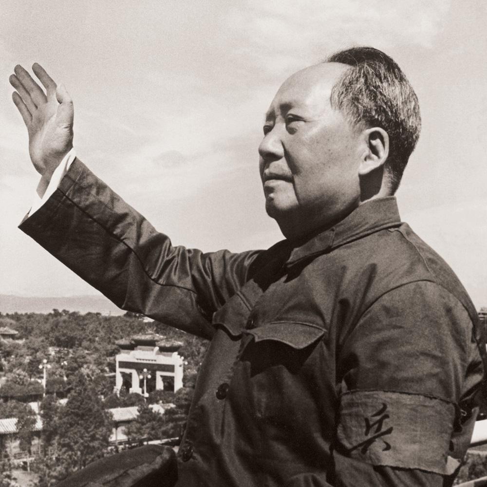 Inicjatorem Wielkiej Proletariackiej Rewolucji Kulturalnej był Mao Zedong.