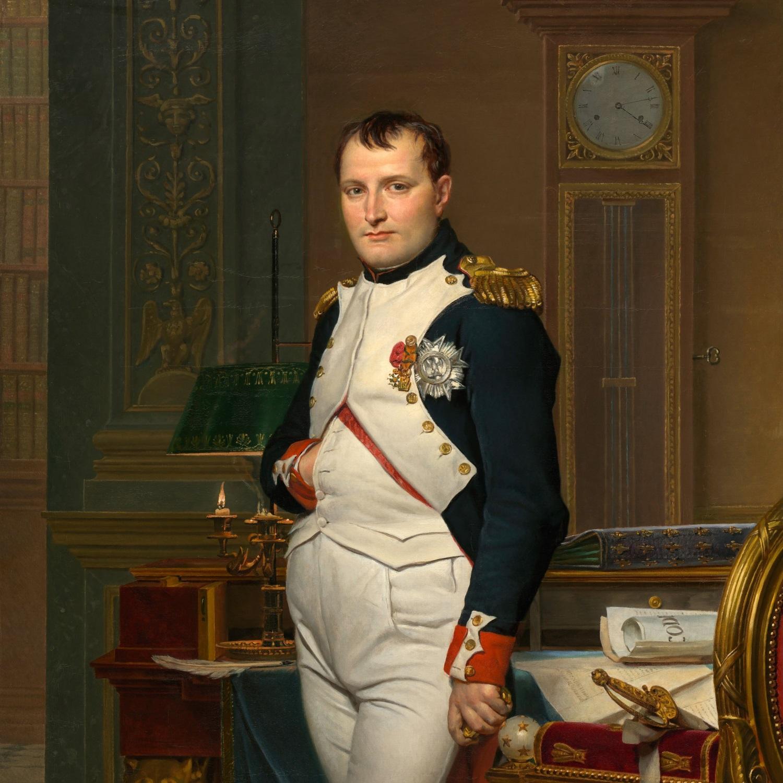 Napoleon, którego proklamowano Cesarzem Francuzów, koronował się 2 grudnia 1804 roku.