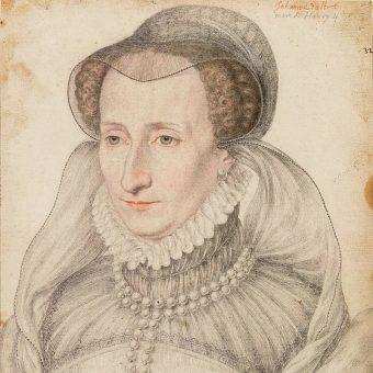 Joanna III współrządziła Nawarrą w latach 1555-1572.