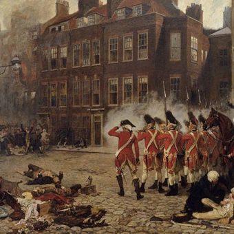 Wywołane przez protestantów zamieszki trwały około tygodnia i zakończyły się interwencją wojska w stolicy.