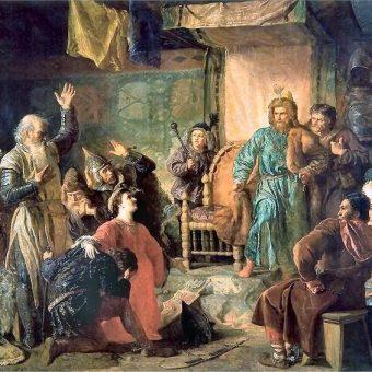 Zgodnie z obawami Jagiełły, rzeczywiście doszło do konfliktu o władzę z Kiejstutem.