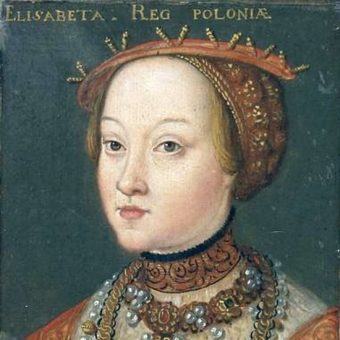 Małżeństwo Zygmunta II Augusta z Elżbietą trwało zaledwie dwa lata.