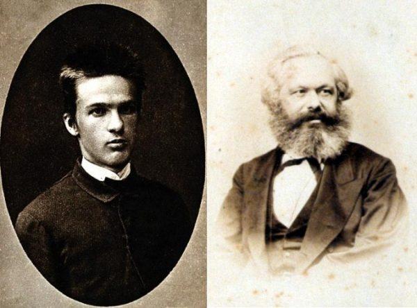 Na młodym Ziuku teorie Karola Marksa nie zrobiły wielkiego wrażenia.