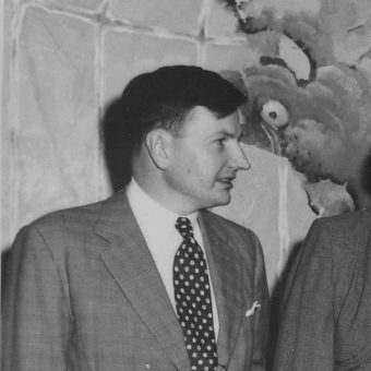David Rockefeller (fot. domena publiczna)