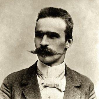 Józef Piłsudski został zesłany na Syberię w wieku 19 lat.