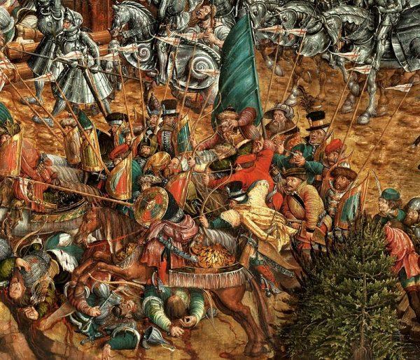 W wojennej zawierusze momentami trudno było orzec, na którą stronę przechyla się szala zwycięstwa.