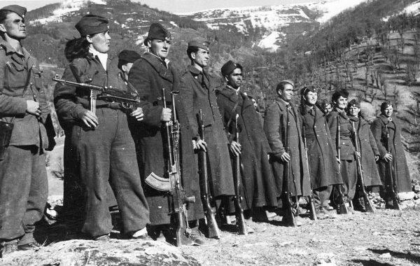 Mimo końca wojny w niektórych rejonach Europy wciąż trwały walki. Konflikt w Grecji zakończył się dopiero w 1949 roku.