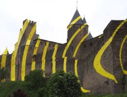 Praca Variniego na cytadeli w Carcassonne (fot. James Kevin McMahon, lic. CC BY-SA 4.0)