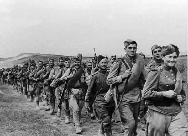 Niemieccy przywódcy, decydując się na atak na ZSRR, nie docenili zaangażowania i waleczności żołnierzy radzieckich.