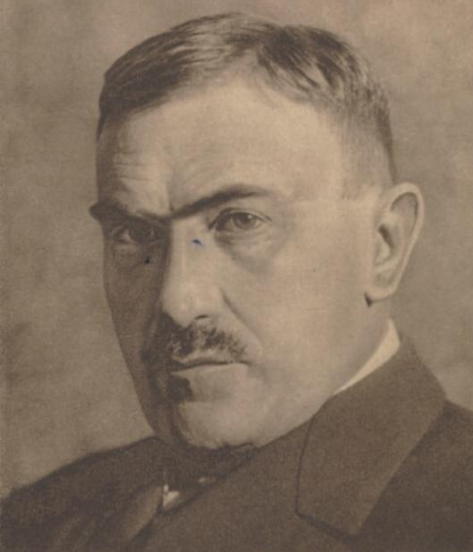 Tadeusz Boy-Żeleński. Fotografia portretowa