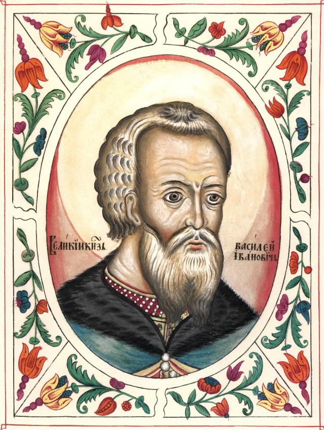 Wielki książę Wasyl III Iwanowicz zdwoił wysiłki, by zjednoczyć ziemie ruskie pod berłem Rurykowiczów.