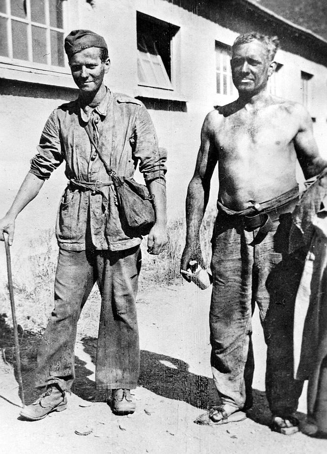 Armię Andersa tworzyli m.in. byli więźniowie łagrów.
