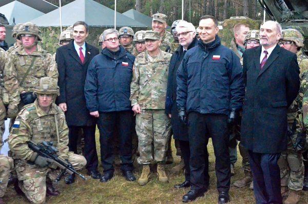 Od kiedy Macierewicz stanął na czele MON-u, każdej asyście wojskowej towarzyszy apel smoleński.