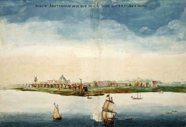 """Gdy Anglia przejęła kontrolę nad Nowym Amsterdamem, na cześć królewskiego brata, księcia Yorku Jakuba, Brytyjczycy zmienili nazwę miejscowości na """"Nowy Jork""""."""