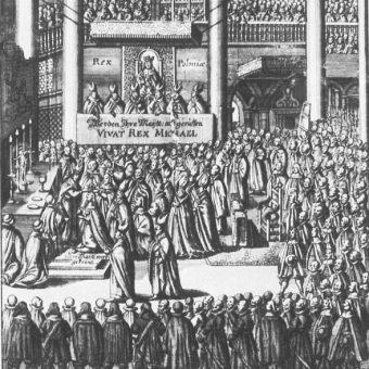 Koronacja nowego króla odbyła się 29 września 1669 roku.
