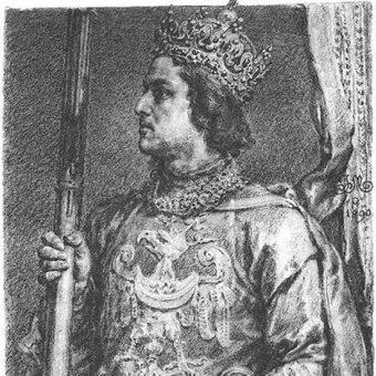 Przemysł II był królem Polski w latach 1295-1296.