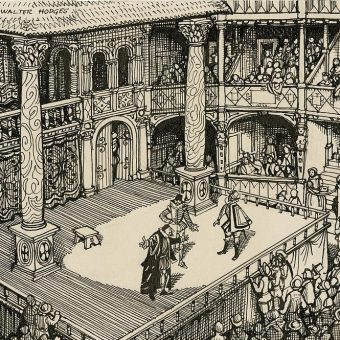 Wśród udziałowców legendarnego londyńskiego teatru był sam William Szekspir.