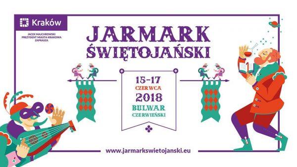 TwojaHistoria.pl zaprasza na tegoroczny Jarmark Świętojański, który odbędzie w Krakowie w dniach 15-17 czerwca.