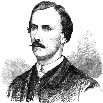Major Ludwik Żychliński.