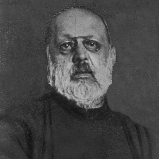 Adam Chmielowski, został ciężko ranny w bitwie pod Miełchowem.