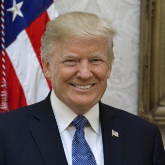 Donald Trump (fot. domena publiczna)