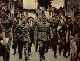 Generał Francisco Franco (fot. domena publiczna).