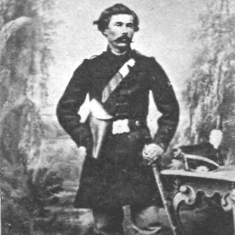 Pułkownik Ignacy Chieleński.