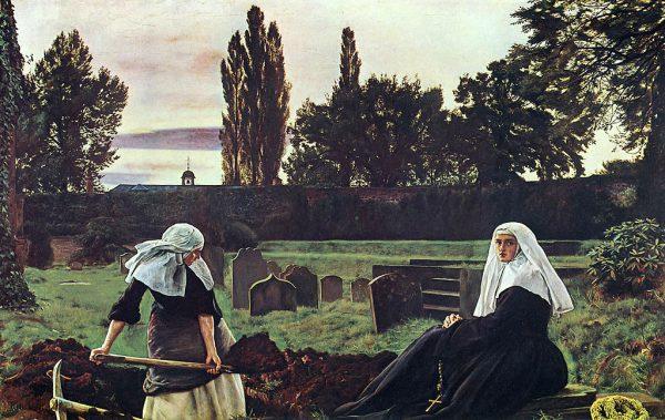Chrześcijańskie klasztory w średniowieczu dawały kobietom alternatywę dla zamążpójścia. Nie wszystkim - chłopskie wdowy były często zmuszane przez panów do ponownego ożenku.