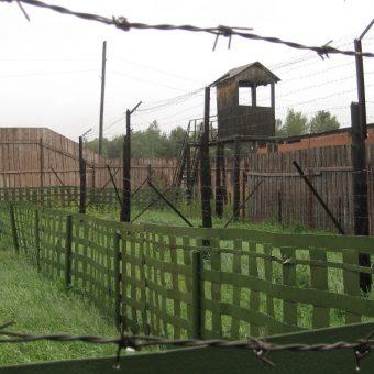 Sowiecki obóz pracy Perm-36 (fot. Gerald Praschl, lic. CC BY-SA 3.0)