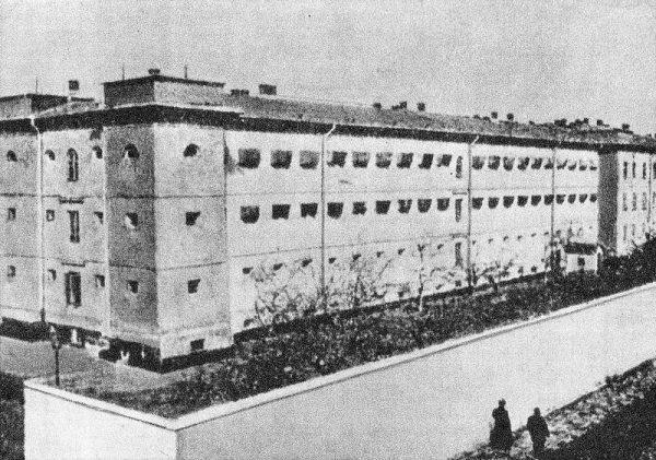 """""""Rudego"""" więziono na Pawiaku, w największym niemieckim więzieniu politycznym na terytorium okupowanej Polski."""