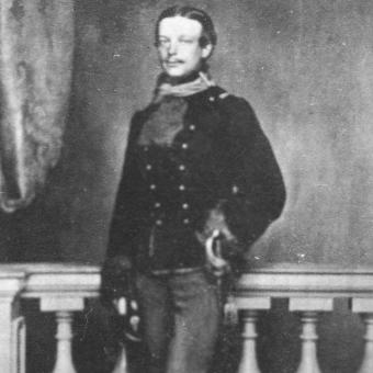 Część żołnierzy ze zgrupowania generała Zygmunta Jordana (na zdjęciu), nieudaną bitwę pod Komorowem przypłaciła życiem.
